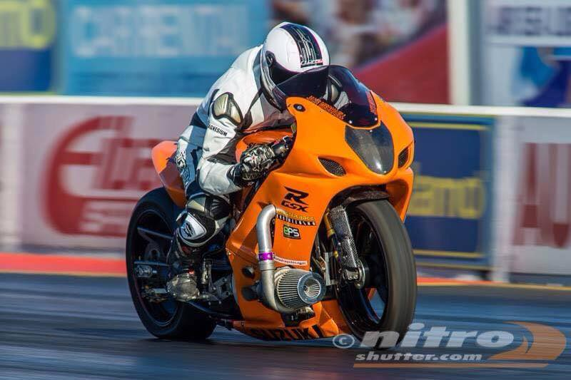 NOW SOLD: Jake Mechaell's 7 Second Turbo GSXR 1000